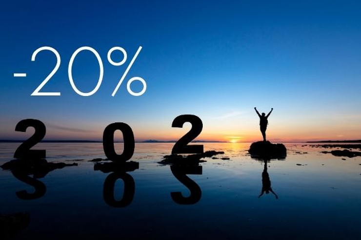 NEW YEAR - NEW VACATION      -20%