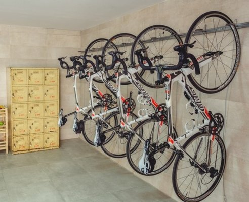 Features for cyclists MySeaHouse Flamingo Hotel Playa de Palma